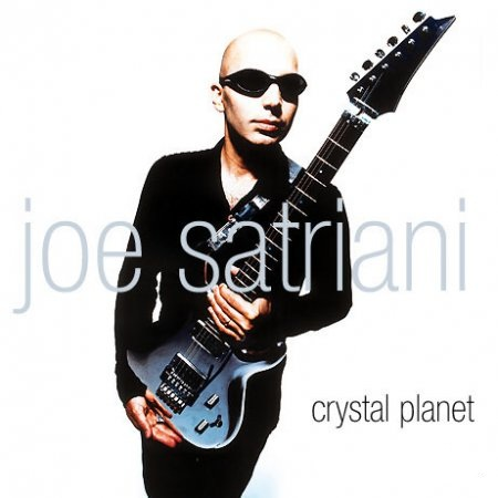 Скачать ноты Joe Satriani - Crystal Planet