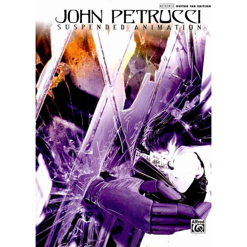 скачать ноты John Petrucci - Suspended Animation