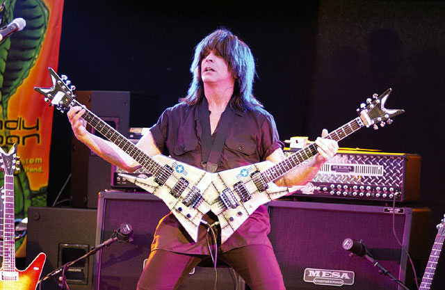 minusovki Michael Angelo Batio