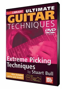 Lick Library - Ultimate Guitar Techniques: Extreme Picking Techniques