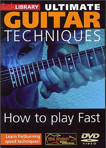 скачать Lick Library - How To Play Fast