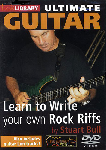 Видеошкола Lick Library - Learn To Write Your Own Rock Riffs