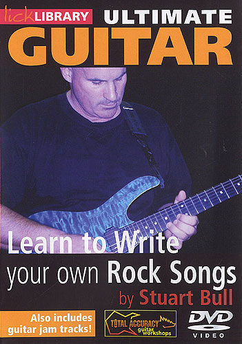 скачать видеошколу Lick Library - Ultimate Guitar - Learn To Write Your Own Rock Songs